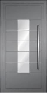 wejściowe drzwi zewnętrzne