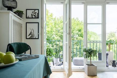 drzwi okna balkonowe