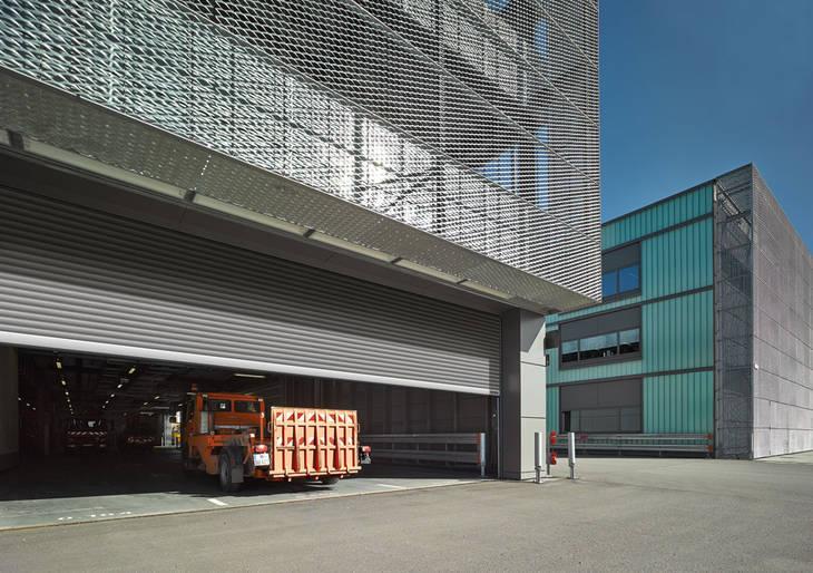bramy przemysłowe roletowe