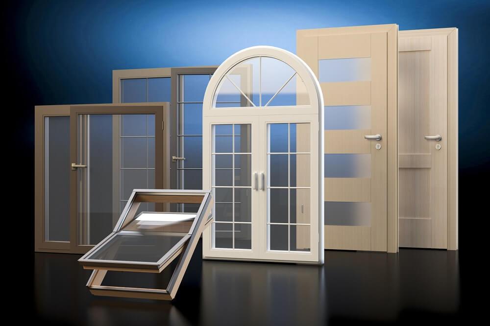 drzwi z niewidzialną ościeżnicą
